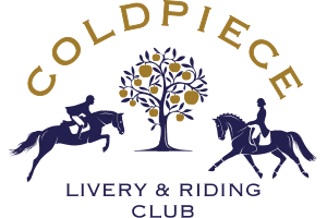 Coldpiece Livery and Riding Club logo