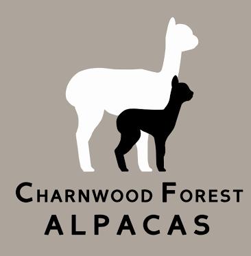 Charnwood Forest Alpacas logo