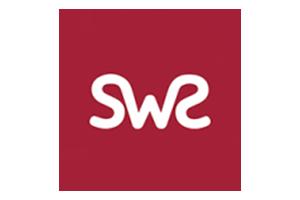 Stormwalker Ranch (SWR) logo