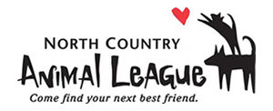 North Country Animal League logo