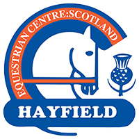 Hayfield Equestrian Centre logo