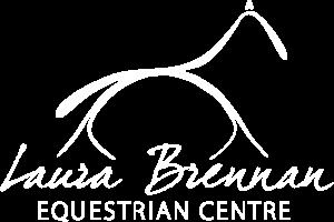 Laura Brennan Equestrian Centre logo