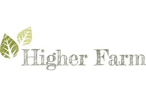 Higher Farm Equine logo