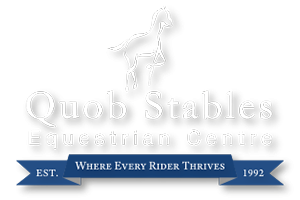 Quob Stables logo