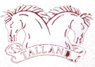 Talland School of Equitation logo